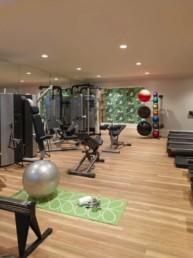 Gym, hotel gym, hospitality